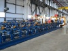 Multipurpose line for assembly and welding of girders