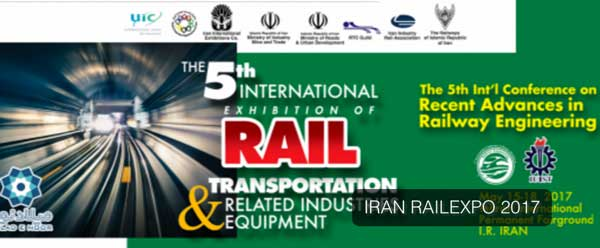 Participation in IRAN RAILEXPO 2017