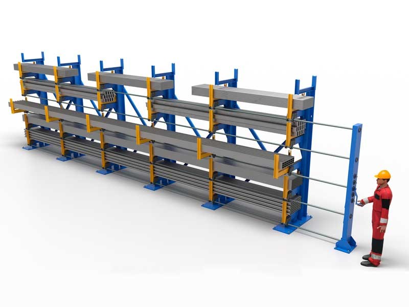 Rack-type storage system