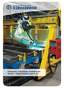 "Booklet ""Automation, robotization of welding production – implementation experience"""